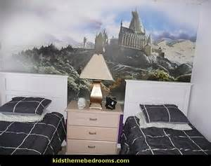 Harry Potter Wall Murals Decorating Theme Bedrooms Maries Manor Hogwarts Castle