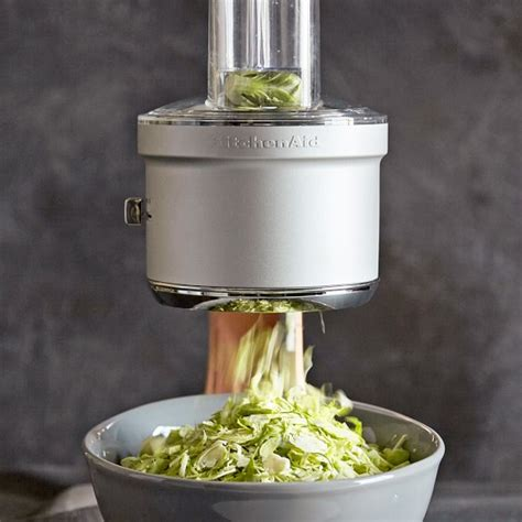 KitchenAid® Food Processor Attachment with Dicing Kit   Williams Sonoma