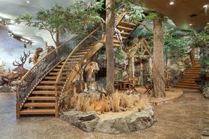 Landscape Lighting Techniques - hunting room designs custom trophy room taxidermy