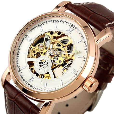 Ess Jam Tangan Mechanical Wm310 Coklat ess jam tangan mechanical wm310 brown jakartanotebook