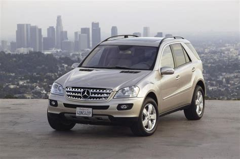 2006 mercedes ml350 review 2006 mercedes ml 350 review
