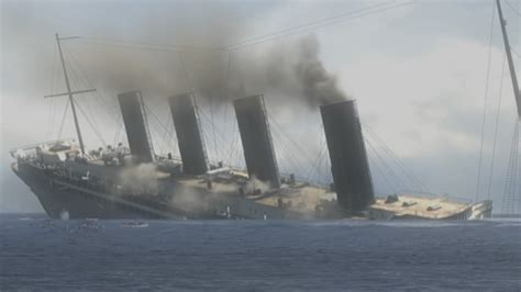 Sinking Of The Lusitania 2007 Backdrops The Movie