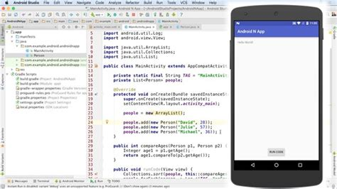 android studio tutorial lynda install android studio 2 1 preview