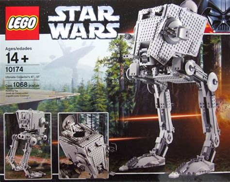 st set lego 10174 wars imperial at st ultimate collectors series