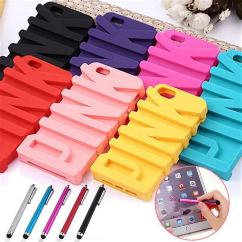 Iphone 7 3d Bag Moschino Tali Rantai Soft Silicon Az34 s secret 3d pink letter soft silicone for
