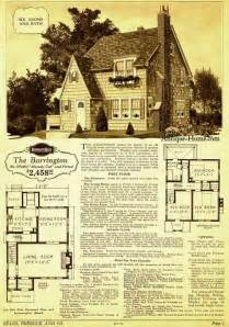 old english cottage tudor house plans home pinterest
