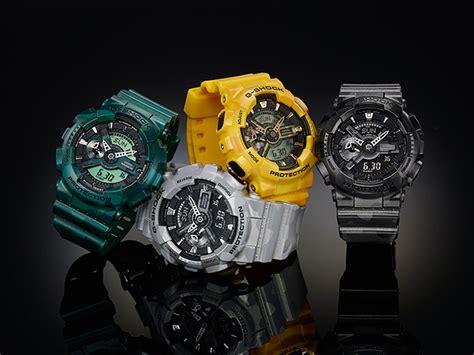 Jam Tangan G Shock 3 Warna Pilihan jam tangan g shock camouflage arlojinesia