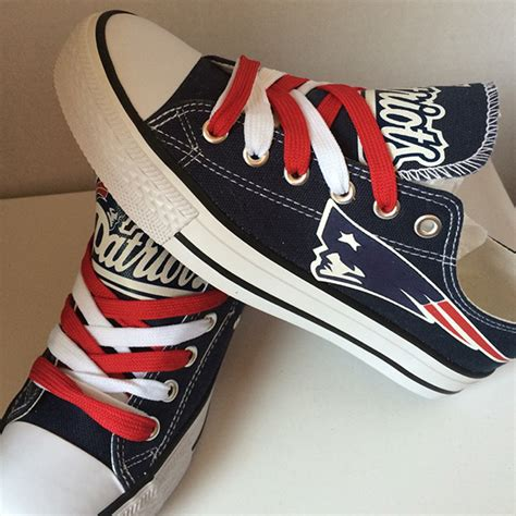 nfl shoes for fans patriots shoes imgkid com the image kid has it