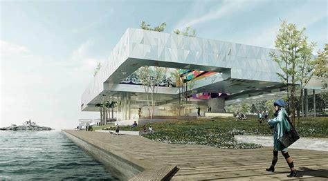 design competition helsinki guggenheim helsinki by henning larsen architects