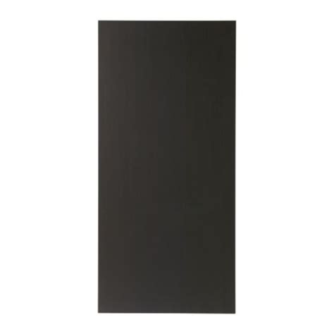 ikea besta vara best 197 vara door black brown 23 5 8x50 3 8 quot ikea