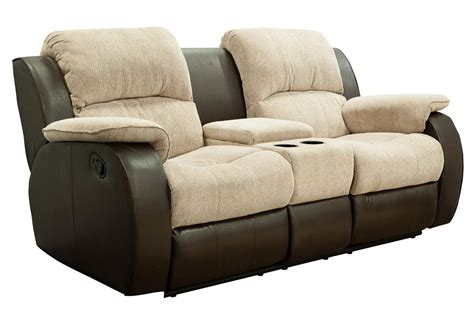 reclining sofa with drink holder 20 photos sofas with drink holder sofa ideas