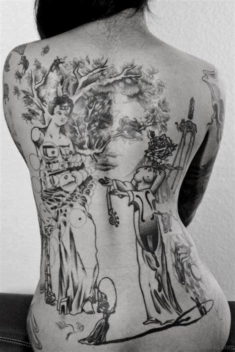 tattoo geisha back 68 exclusive geisha tattoos for back