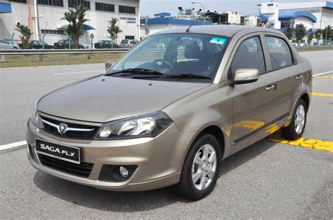 proton flx review 2011 proton saga 1 3 flx with cvt wemotor