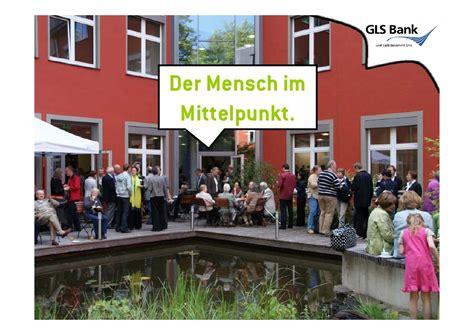 gls bank berlin strategie der gls bank