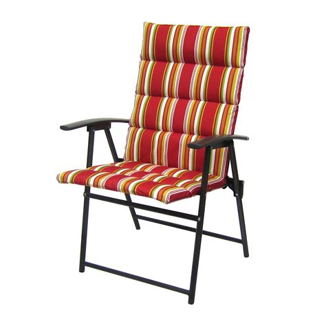 smith channeled cushion folding chair limited