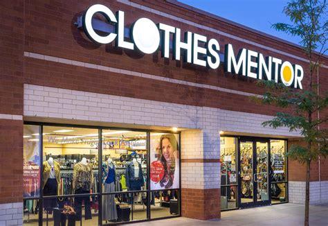 clothes mentor store location support