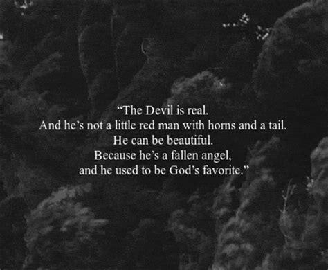 the god project if he s real how can he be real to you books and demons quote