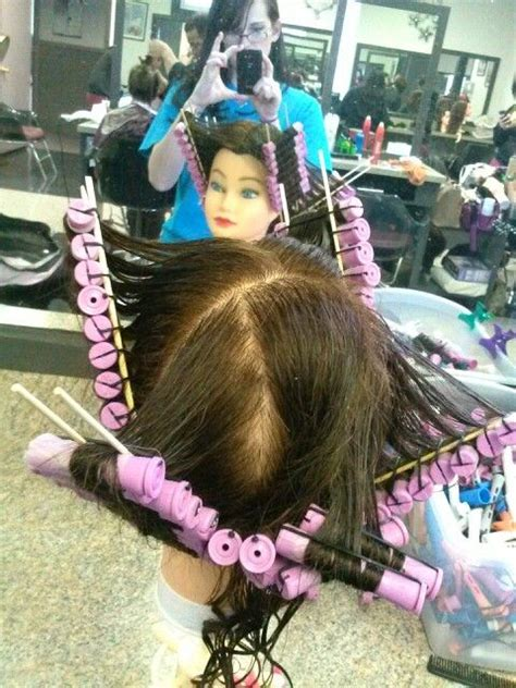 stack perm on long hair pics pinterest the world s catalog of ideas