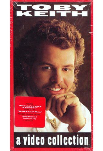 toby keith movie toby keith video collection vhs 1994 polygram