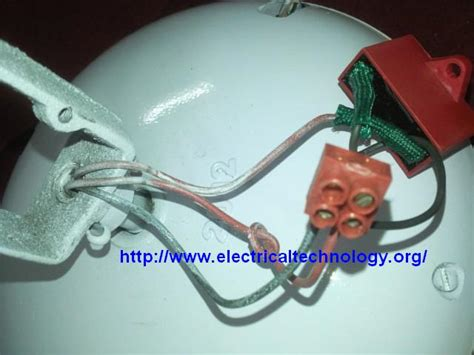 how to connect capacitor for ceiling fan how to connect install a capacitor with a ceiling fan part 2 electrical technology
