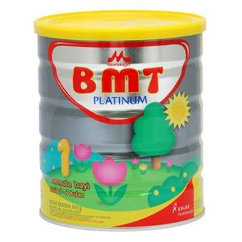 Bmt 800 Gram by Morinaga Bmt Platinum Untuk Bayi 0 6 Bulan 800 Gram