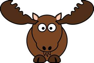 How To Give Your free moose clipart clipart clipartix