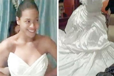 beyonce video wedding dress beyonce knowles reveals wedding dress designed by her