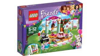 41110 birthday party products friends lego com