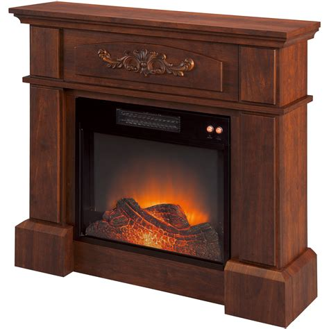 electric insert fireplaces walmart