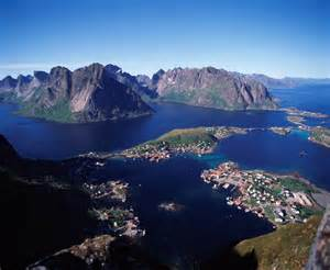 John Abraham House the magical lofoten archipelago in norway