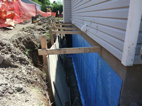 basement foundation waterproofing basement waterproofing