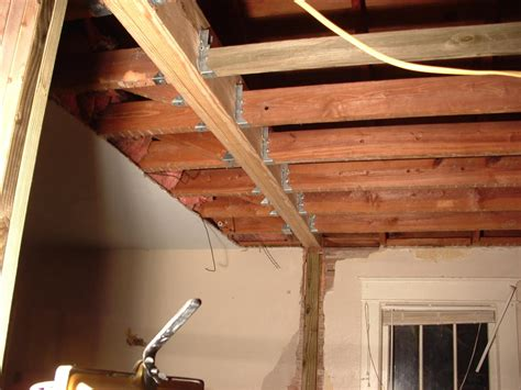 Ceiling Load by Wood Window Makeover Bearing Walls Disappear Again