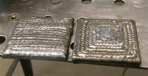 bead weld mig welding basics part 5 getting some practice