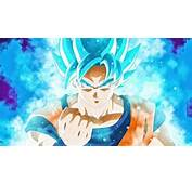Goku Super Saiyan Blue DBS Anime Wallpaper 48336