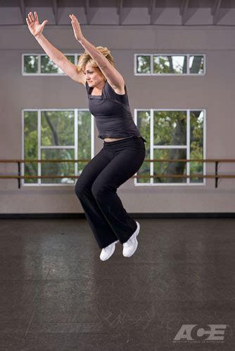 ace fit ab exercises squat jumps