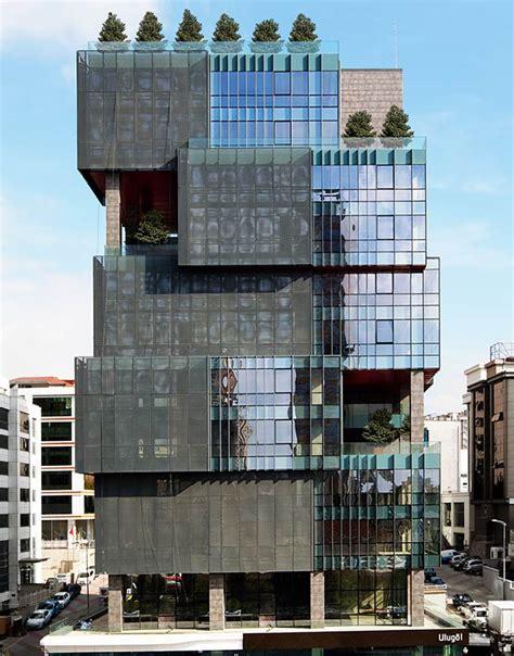 rosetta stone lifestyle architecture lab ulugol otomotiv office building tago architects