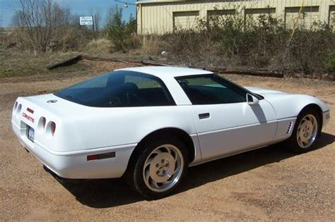 automobile air conditioning service 1995 chevrolet corvette free book repair manuals purchase used 1995 white lt1 corvette automatic targa black interior 121k driven owned