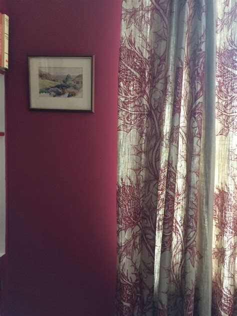 timorous beasties curtains 13 best images about radicchio 96 paint farrow and ball