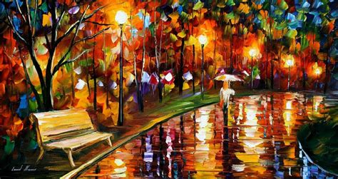 artwork for home modern impressionism palette knife oil painting on canvas