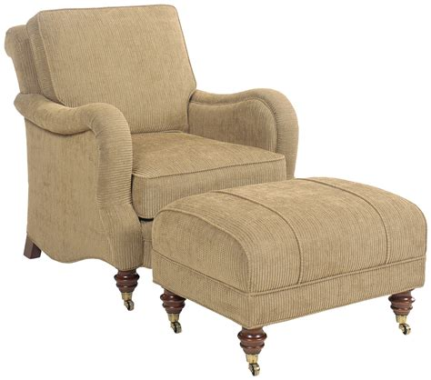 fairfield chair and ottoman fairfield 1458 traditional upholstered chair and ottoman