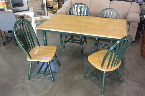 maple dining table and chairs maple and green dining table with four chairs
