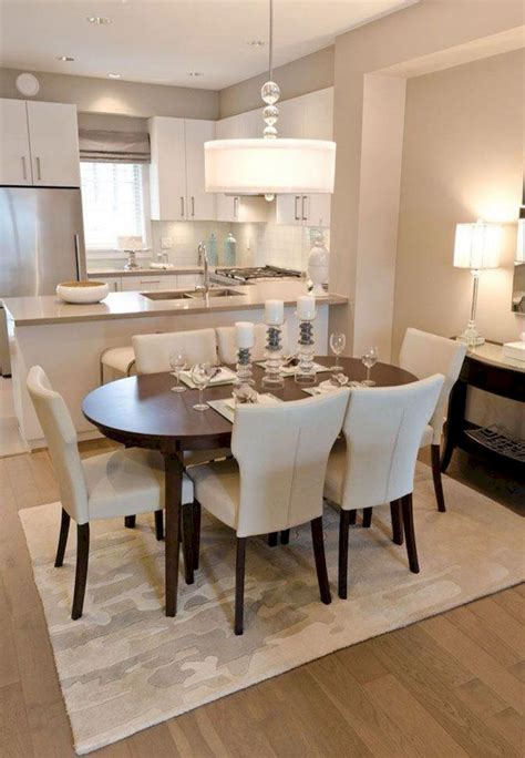 gorgeous small dining room decorating ideas