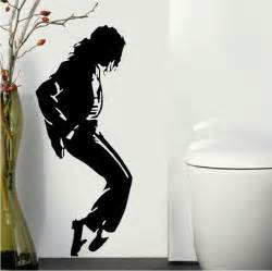Michael Jackson Wall Stickers Funlife 1pc Drop Ship Michael Jackson Large Kitchen
