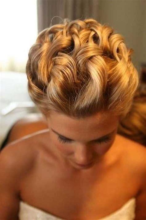 curly hairstyles elegant 25 elegant hairstyles for short hair short hairstyles