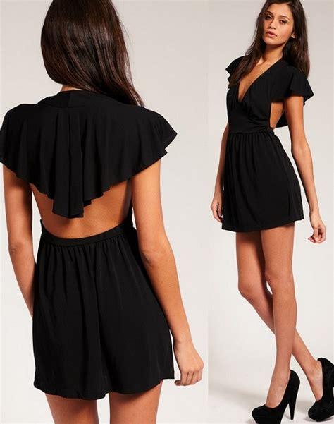 siyah kisa mini 2015 elbise modeli kadinlive com kısa boylu kadınlar nasıl giyinmeli kadincasayfa com