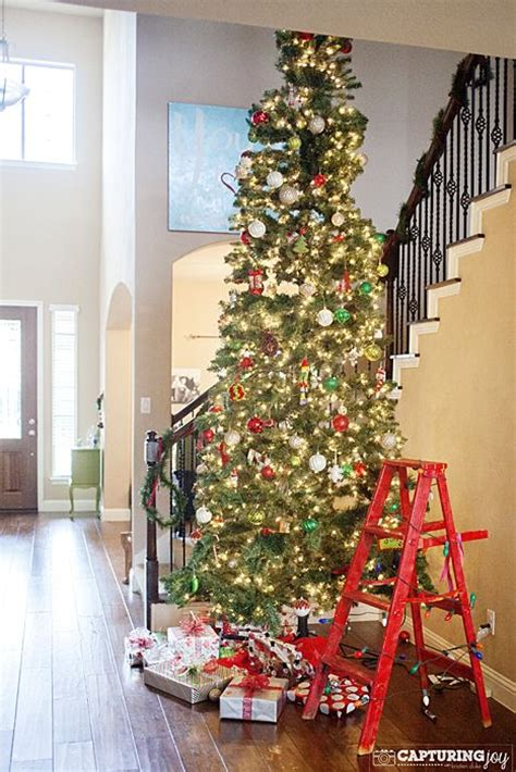 22 best stand out with a 12 foot artificial christmas tree