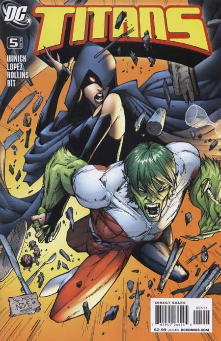 titans 2016 vol 2 titans vol 2 5 dc comics database