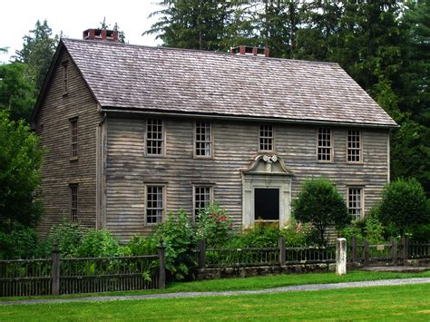 massachusetts houses daily life in colonial lenox