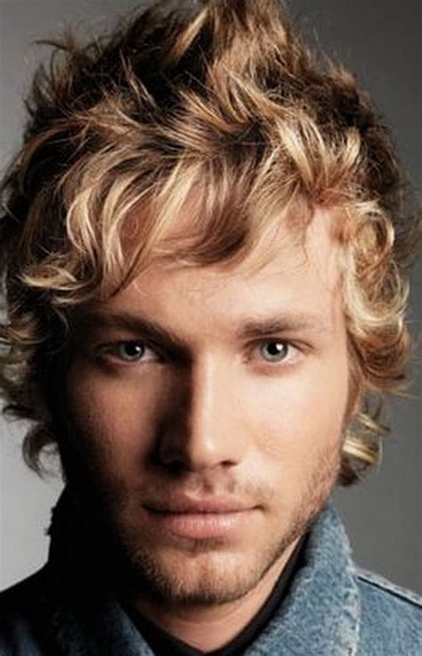 hair cuts for slightly wavy hair hairstyles for men with thick hair hairstyle album