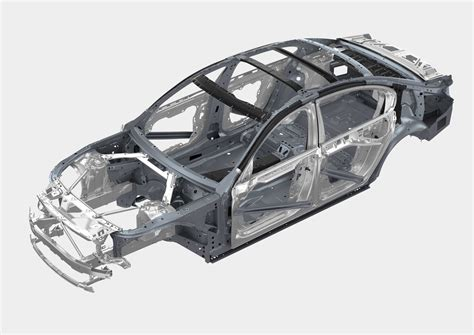 Motorrad News 04 2015 by Bmw 7 Series Body In White Carbon 04 2015